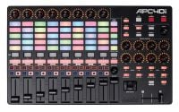 Akai APC40mkII MIDI Surface Controller with RGB Pads Top Display