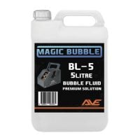 BL-5 Magic Mist Bubble Fluid Bottle