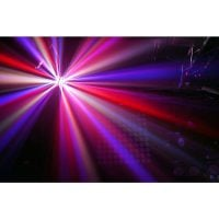 Beamz Butterfly-II LED Effect Light RBW beams