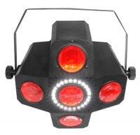 Chauvet DJ Circus2.0-IRC LED DJ Light Front View