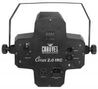 Chauvet DJ Circus2.0-IRC LED DJ Light Rear View