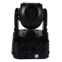 AVE Cobra Head 50 LED Moving Head Effect Back