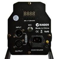 AVE Cobra Scan 50 LED Scanner Effect Top