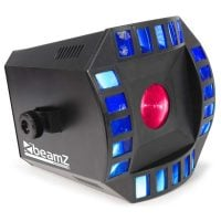 Cube4 Beamz LED DJ Effect Light Front View