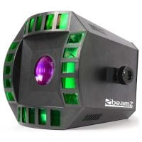 Cube4 Beamz LED DJ Effect Light Side View