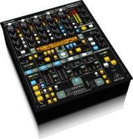 DDM4000 Behringer DJ Mixer left angle