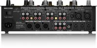 DDM4000 Behringer DJ Mixer rear