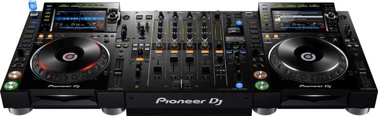 Pioneer Djm 900nxs2 Dj Mixer 4 Channel Dj City
