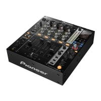 DJM750K Pioneer Performance DJ Mixer angle