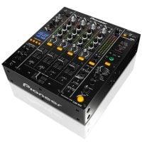 DJM850-K PIONEER DJ MIXER  angle