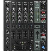 DJX750 Behringer DJ Mixer top
