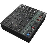 DJX750 Behringer DJ Mixer right angle