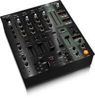 DJX900USB Behringer Mixer left angle
