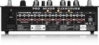 DJX900USB Behringer Mixer rear