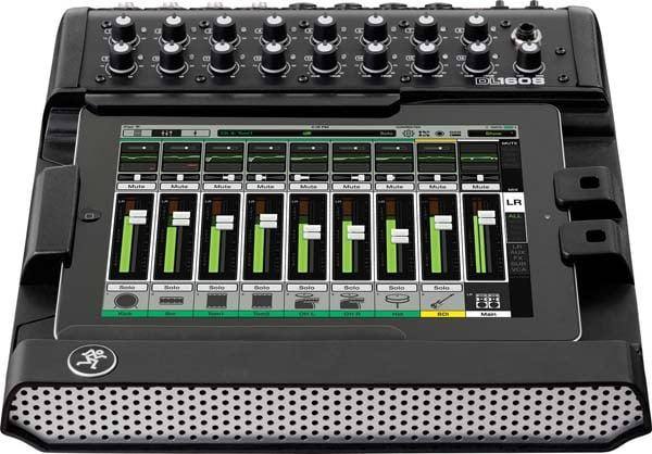 mackie dl1608lt digital mixer for ipad lt connector 16 channel dj city. Black Bedroom Furniture Sets. Home Design Ideas