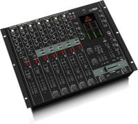Behringer DX2000 Pro DJ Mixer right angle