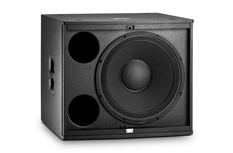 jbl eon618s 18 pa powered subwoofer 1000w dj city. Black Bedroom Furniture Sets. Home Design Ideas