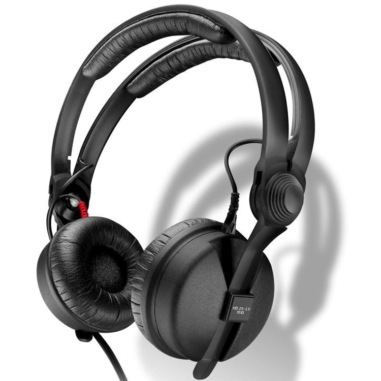 Sennheiser HD25 Professional DJ Headphones - Best DJ Headphones