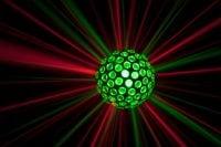 Chauvet DJ Hemisphere 5.1 green and red