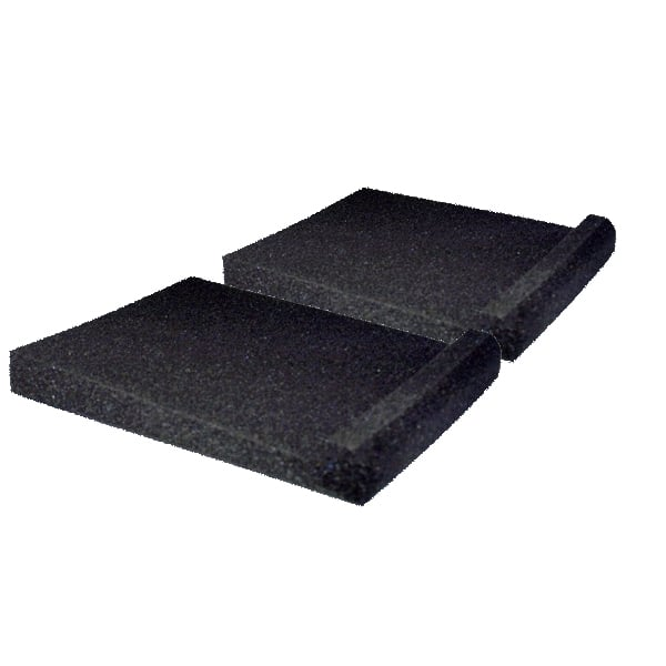 ISOPAD-6 AVE Studio Monitor Isolation Pad PAIR For 6 inch Speakers Pair View