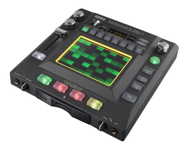 korg kaossilator pro phase synthesizer and loop recorder dj city. Black Bedroom Furniture Sets. Home Design Ideas