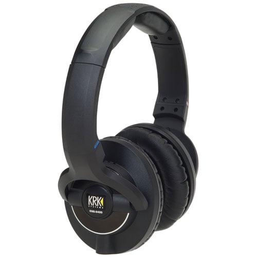 KNS8400 KRK Studio Headphones Side View