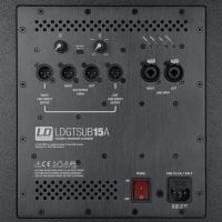 LD Systems GTSUB15A Active Subwoofer amp