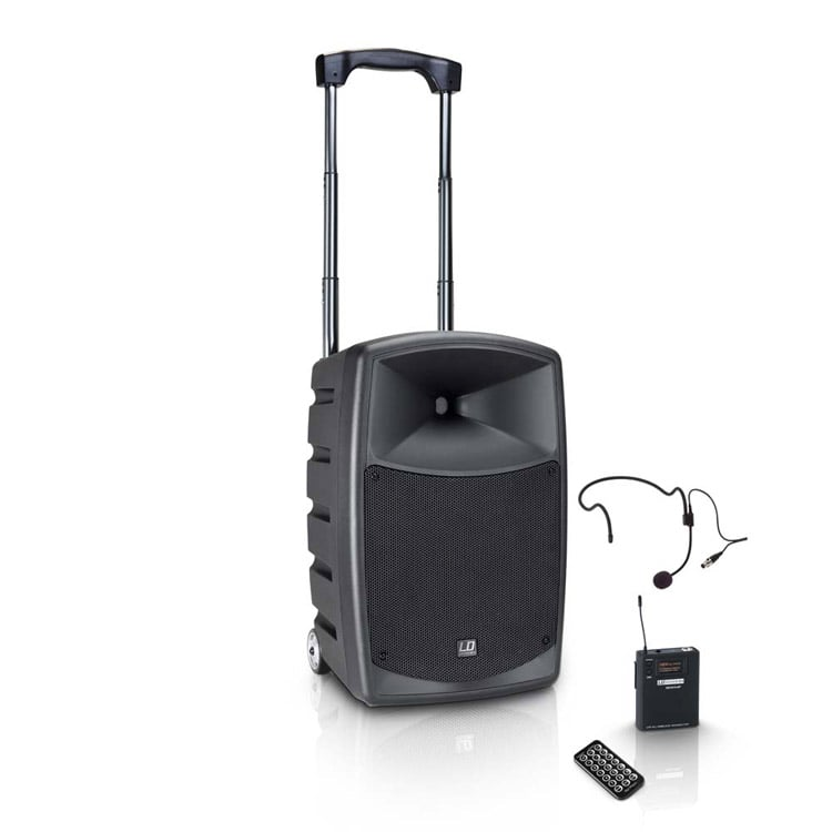 LD Systems RoadBuddy10HS Portable PA pack