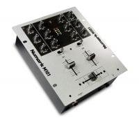 Numark M101 DJ Mixer angle