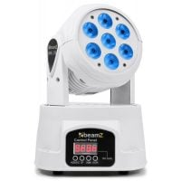 Beam MHL74-W Moving Head White right angle