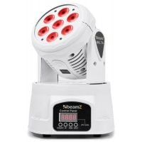 Beam MHL74-W Moving Head White left angle