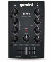 Gemini MM1 DJ Mixer_top