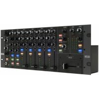 Rane MP25 4-Channel DJ Mixer with Integrated USB Sound Card