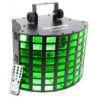 Beamz MultiRadiant-II LED Effect Light with remote