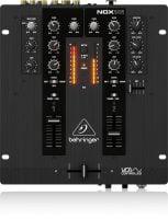 Behringer NOX101 2-Channel DJ Mixer top