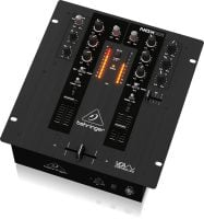 Behringer NOX101 2-Channel DJ Mixer right angle