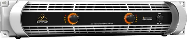behringer inuke nu3000 2 channel power amplifier 3000w dj city. Black Bedroom Furniture Sets. Home Design Ideas