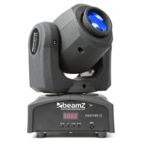 Beamz Panther25 LED Moving Head blue