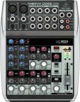 Q1002USB Behringer PA Mixer top