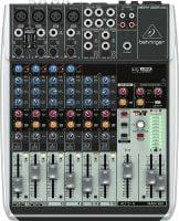 Q1204USB Behringer PA Mixer top