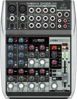 QX1002USB Behringer PA Mixer top