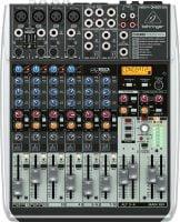 QX1204USB Behringer PA Mixer top
