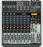QX1622USB Behringer PA Mixer top