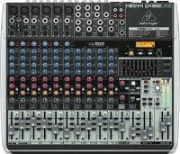 QX1832USB Behringer PA Mixer top