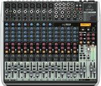 QX2222USB Behringer PA Mixer top
