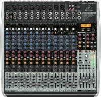 QX2442USB Behringer PA Mixer top
