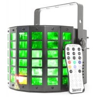 Beamz Radical Multi-Effect Light green