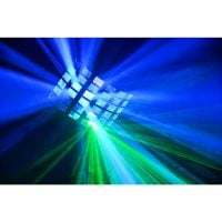 Beamz Radical Multi-Effect Light B with laser