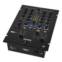 Reloop RMX-33i DJ Mixer profile