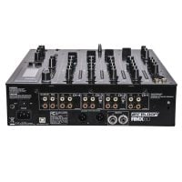 Reloop RMX-60 DJ Mixer rear